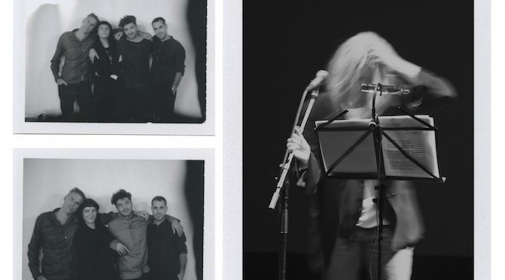 "Soundwalk Collective, Jesse Paris Smith, and Patti Smith share video for ""Fearfully In Danger"""