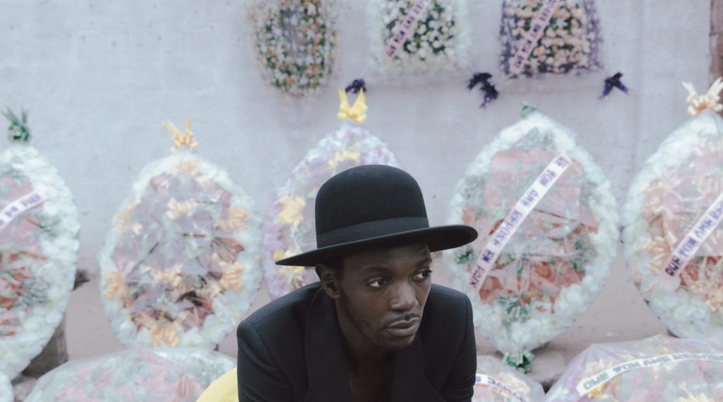 Baloji shares 'Capture (Recut)'
