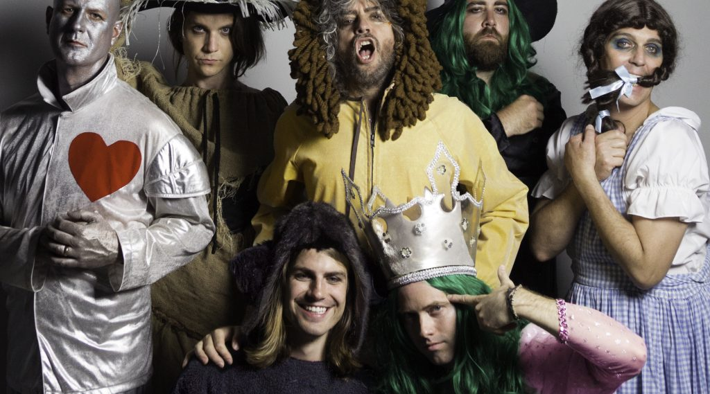 HAPPY RELEASE DAY TO THE FLAMING LIPS