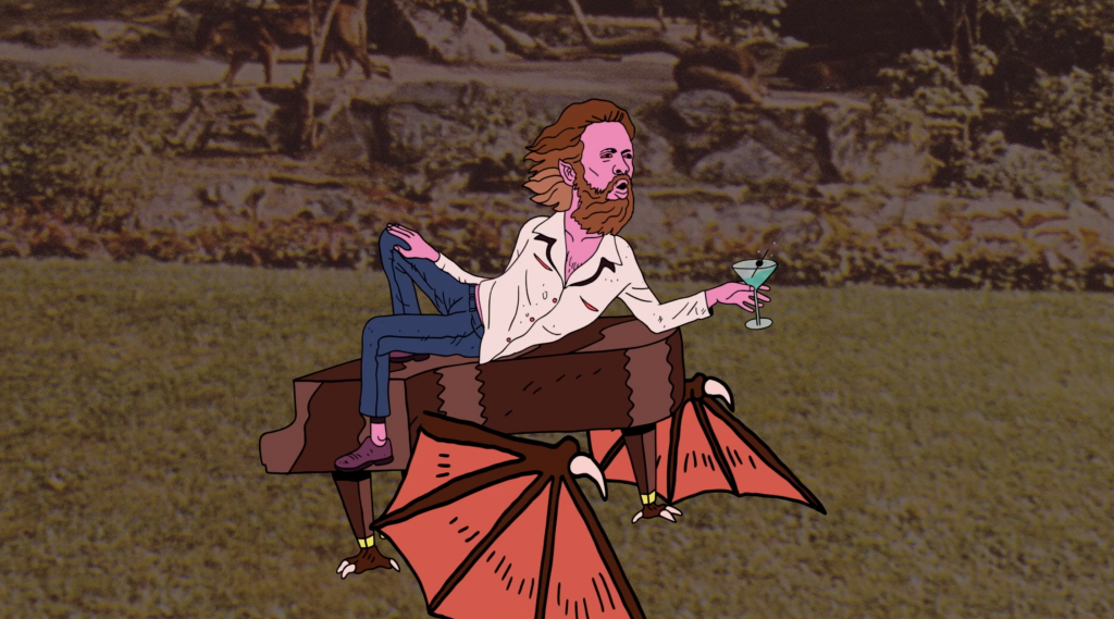 "Father John Misty debuts ""Date Night"" video on Adult Swim"