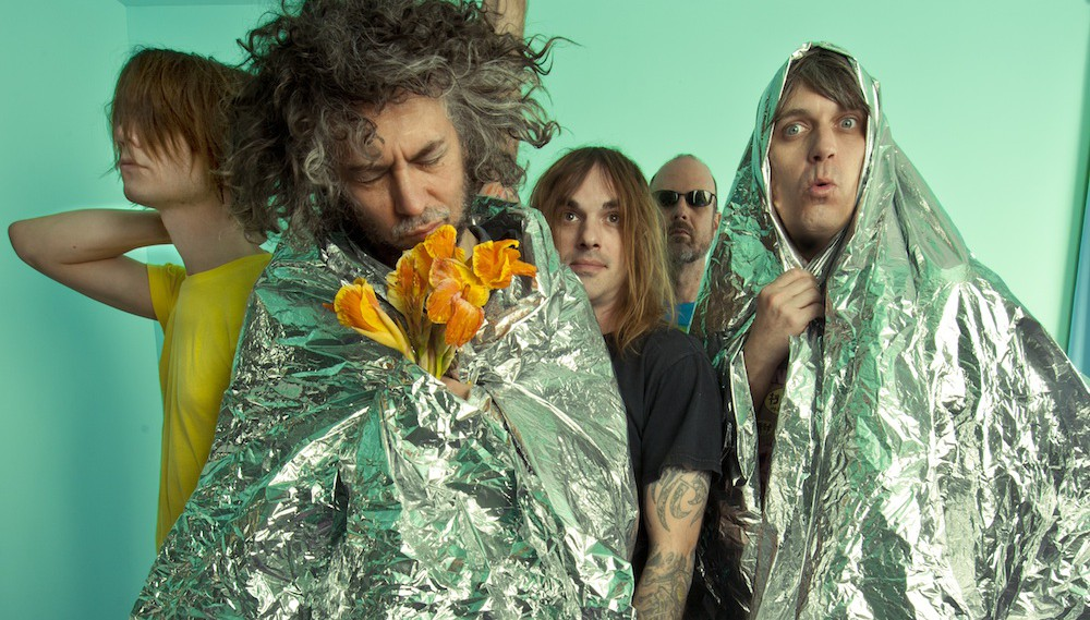 The Flaming Lips // announce limited edition vinyl '7 Skies H3' for RSD