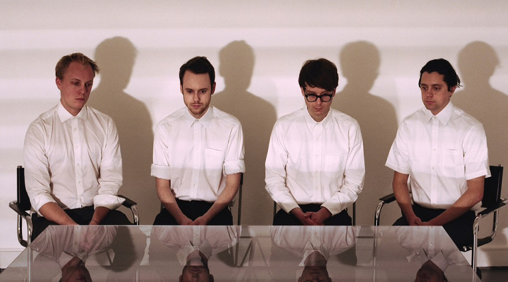STREAM 'Best Of Times', new album by My Sad Captains