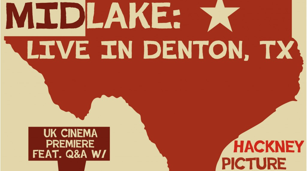 Midlake Film and Q&A with Jason Lee and Eric Pulido!