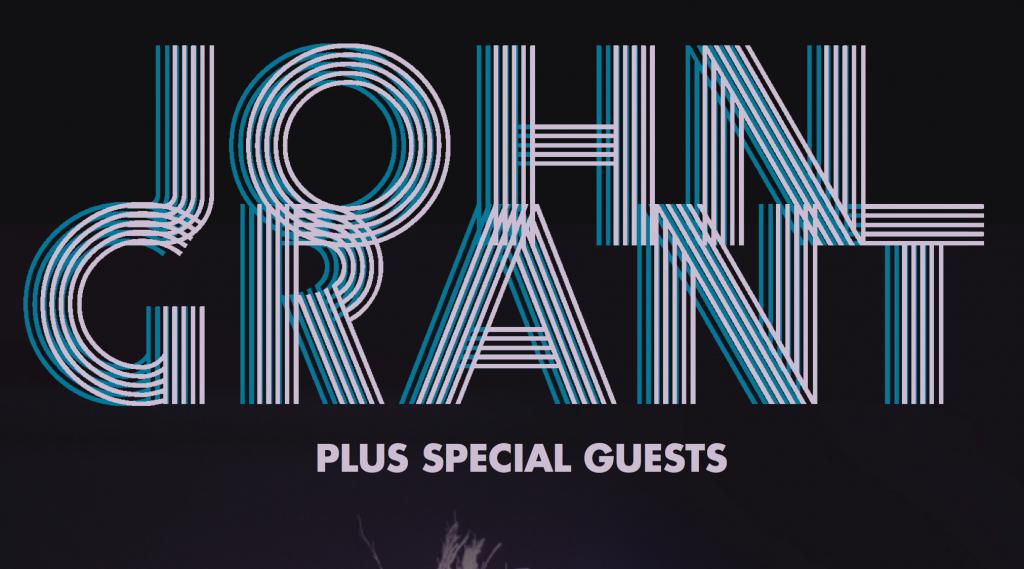 John Grant announces Hammersmith Apollo show