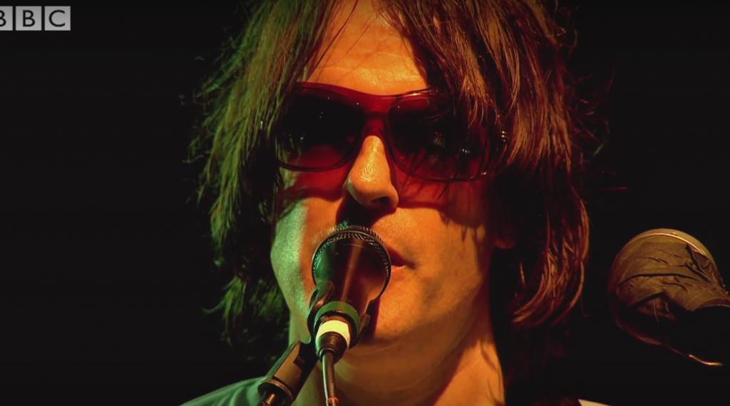 Watch Spiritualized performing at Glastonbury