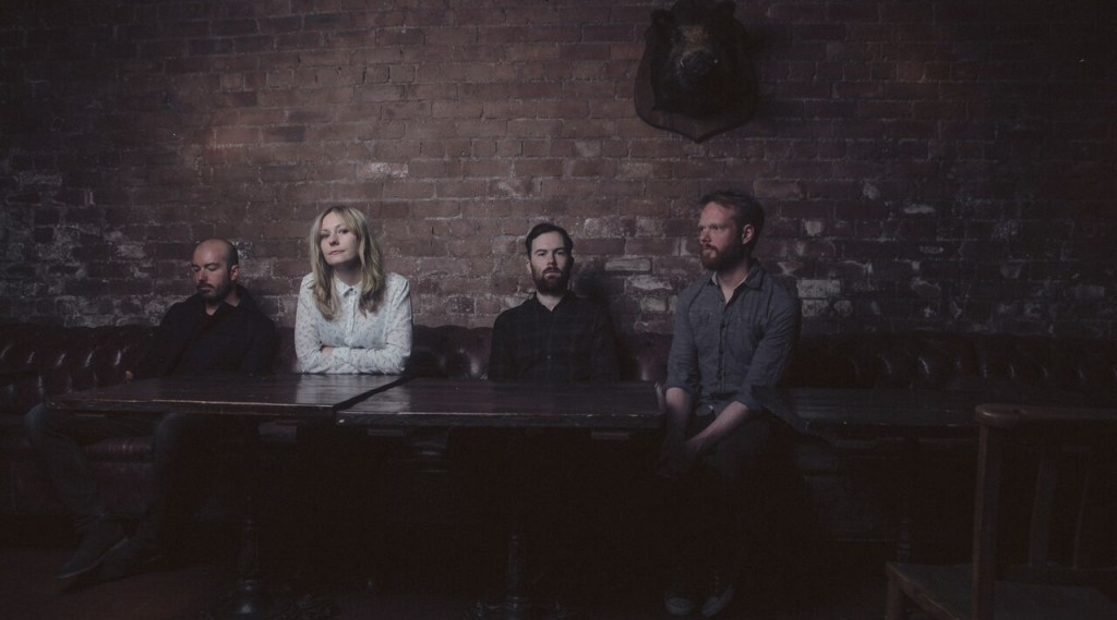Lanterns on the Lake share 'Through The Cellar Door' video