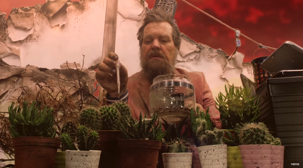John Grant shares 'Global Warming' video