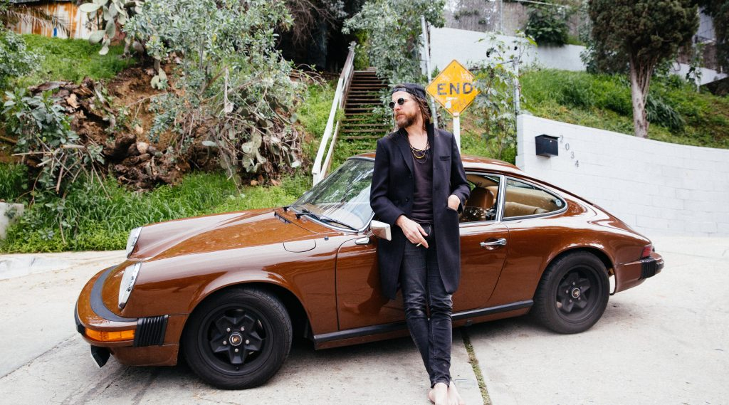Jonathan Wilson announces Shepherd's Bush Empire show