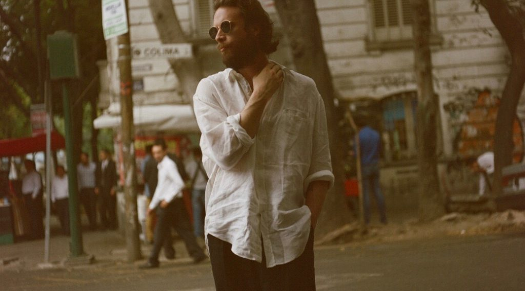 Father John Misty announces God's Favorite Customer