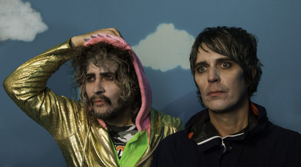 The Flaming Lips announce Kings Mouth release