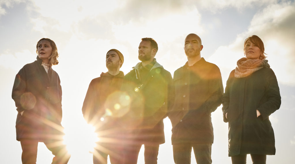 Lanterns On The Lake share live recording of 'When It All Comes True'