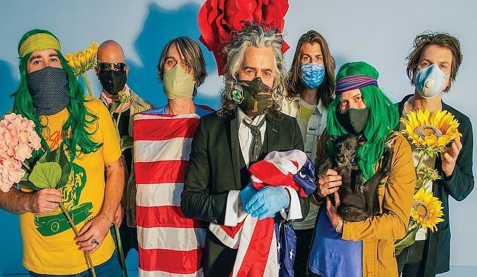 The Flaming Lips debut 'Flowers Of Neptune 6'