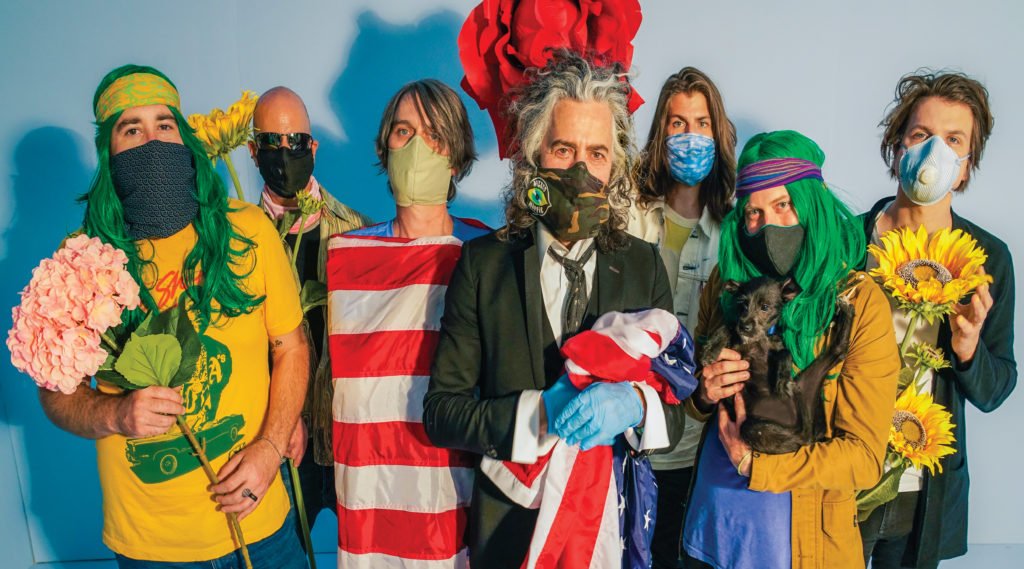 The Flaming Lips perform 'Assassins Of Youth'